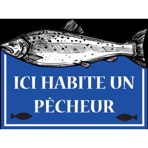 ICI HABITE UN PECHEUR2