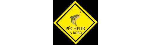 Pêcheur à Bord